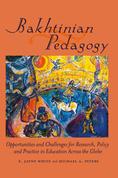 Bakhtinian Pedagogy Cover